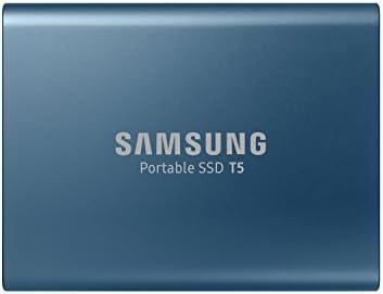 Samsung 1TB T5 Portable USB 3.1 External SSD Drive -MU-PA1T0B