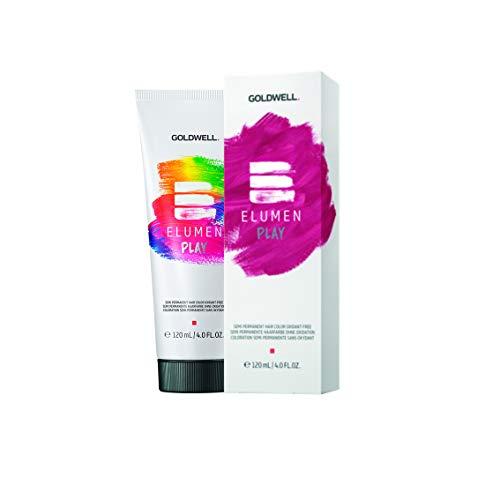 Goldwell Elumen Play Semi-Permanente Haarfarbe Tönung - Metallic Berry 120 ml