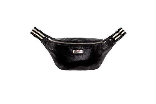 brasi&brasi Tasche Belt&Bag Stripe Glitter Schwarz NEU!!NEU!!NEU!!