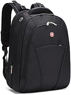 Swissgear Waterproof Laptop Friendly Travel Backpack 42 Liter Swiss Gear Bag - Black