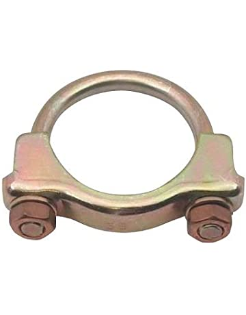 Laser Connect 30869 Exhaust Clamps Set of 10 70 mm