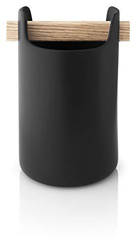 Eva Solo, Toolbox Dispenser H20 Black, Organizer Da Tavolo, Nero, Unisex