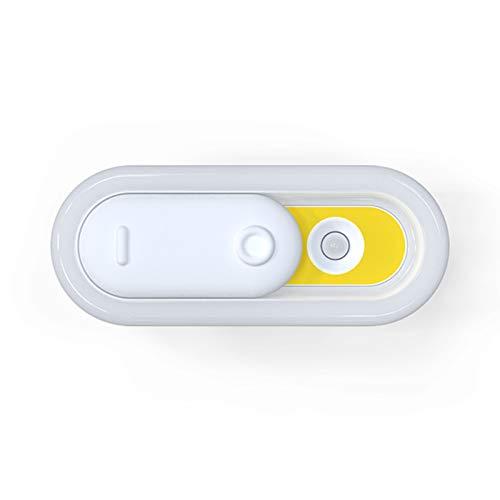 Lowral Creative Intelligent Sensor Luz nocturna, lámpara de inducción humana LED luz USB habitación