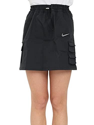 Nike Faldas de mujer negras CZ8907 010 Negro M