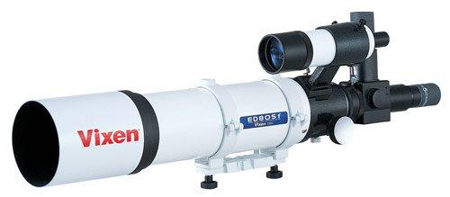 Vixen Optics 2617 ED80S Refractor Telescope (White)