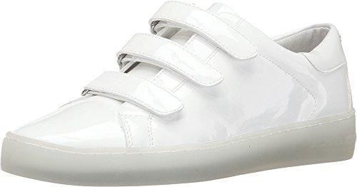 Michael Michael Kors Mujeres Sandalias de Piso, Optic White, Talla 6.5