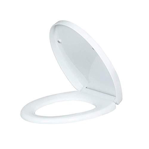 Wc-sitze Absenkautomatik Sitzbezug Baddeckel Einfache Installation 360-grad-oberteil Schnellverschluss-bad Rutscht Niemals Typ O-o Typ Toilettendeckel