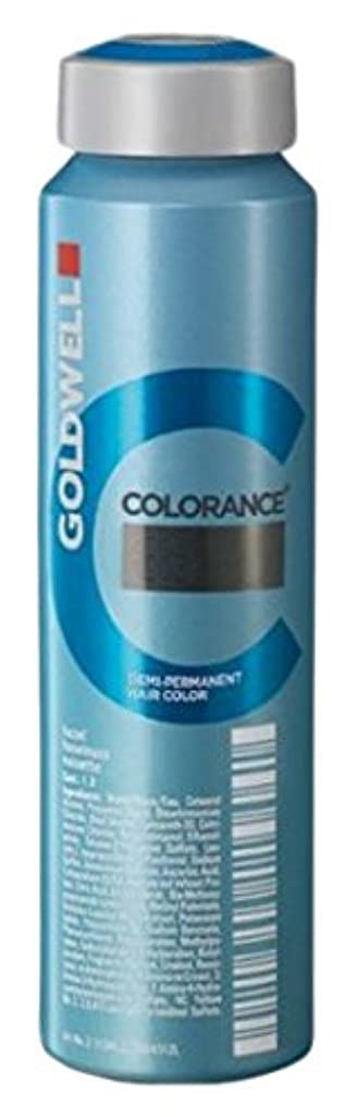 レビュー電球赤面Goldwell Coloranceデミパーマネントヘアカラー、6rratpk劇的な赤、4.05オンス