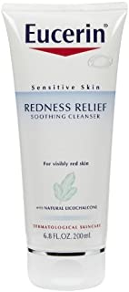 Eucerin Redness Relief Soothing Facial Cleanser - by Eucerin