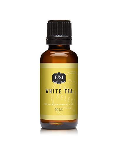P&J Trading White Tea Fragrance Oil - Premium Grade Scented Oil - 30ml