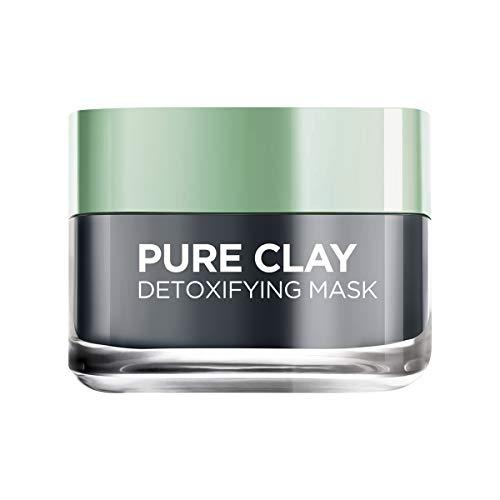 L'Oréal Paris Pure Clay Detoxifying Charcoal Mask 50ml