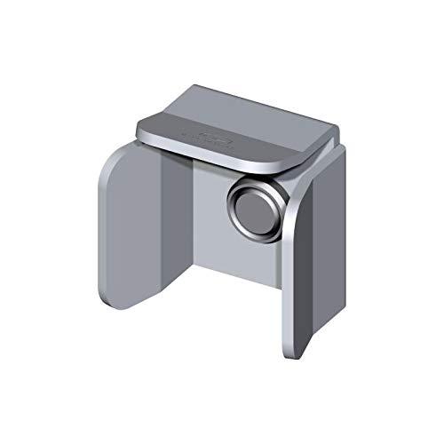 BAUER - Toranschlag (357.40) roh | Einlauf Schiebetor Torrahmen 40mm