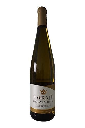 Grand Tokaj Tokaji Sárgamuskotály, lieblich 0,75l