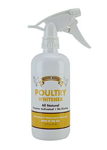Rooster Booster Poultry Whitener, 16-Ounce