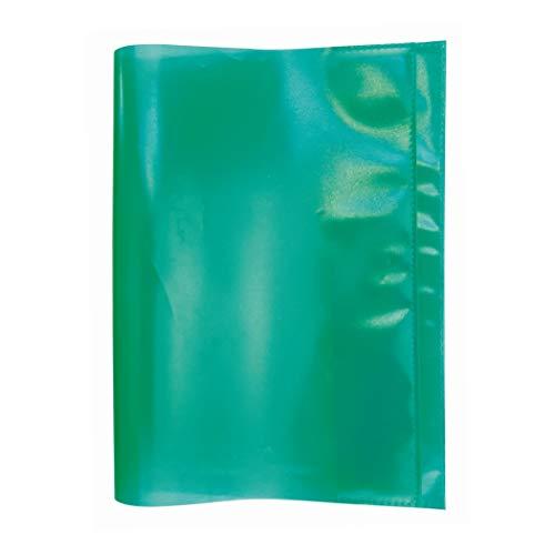Creleo - Buchumschläge & Heftumschläge in Grün