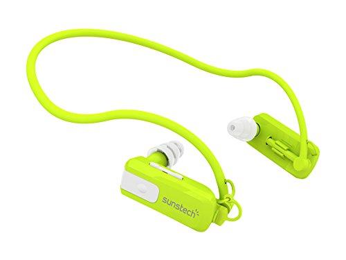 Sunstech TRITON8GBGN - Reproductor MP3, color verde