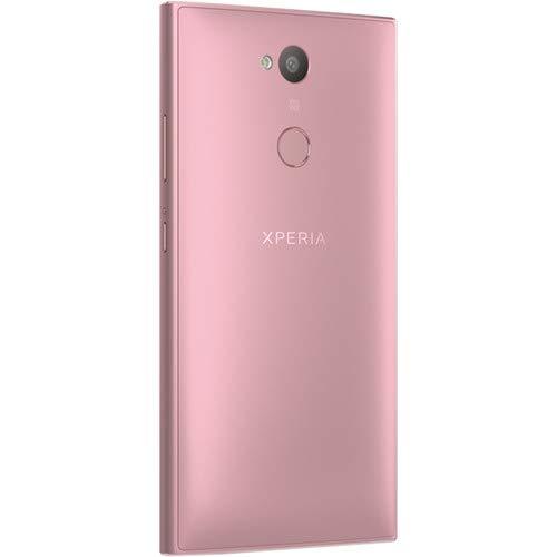 Sony H3321 Smartphone, Color Rosa. Telcel/Desbloqueado