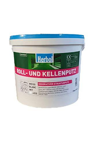 Herbol Roll- und Kellenputz, 25 Kg