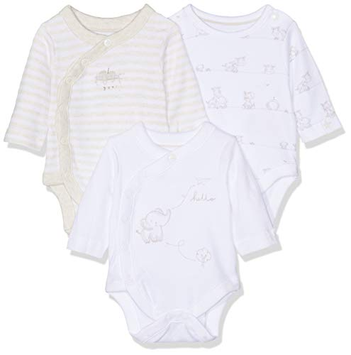 Mothercare Baby Girls G Pretty Wadded WIS Bodysuit