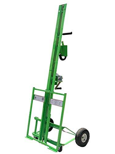 HTM Innovations HangPro Drywall Lift for WALLS, Green