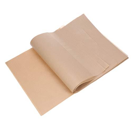 YARNOW 100Pcs Pergament Papier Blätter...