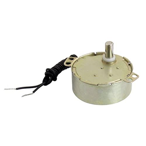 L-SHUNBAO 1 UNID MOTAL Synchrony Motor Microwave Motor SYNCHRÓNICO 5 / 6RPM...