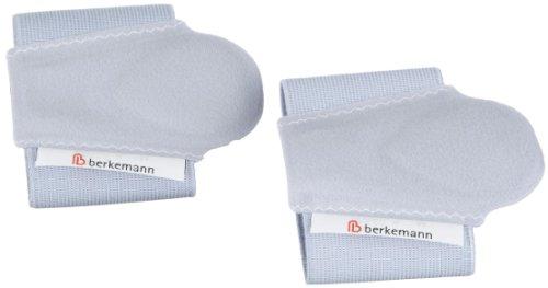 Berkemann Spreizfußbandage m. Pelotte 50008320002630 Unisex - Erwachsene, Schuhpads, Grau (grau), Größe S
