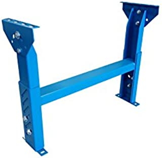 "Conveyor Support Legs | Suits 24"" Wide conveyors | Adjustable Height 24-36"""