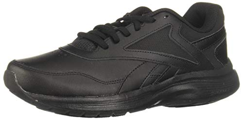 Reebok Damen Walk Ultra 7 DMX Max Sneaker, Mehrfarbig (Schwarz/ Cdgry5/ Reauni), 38 EU