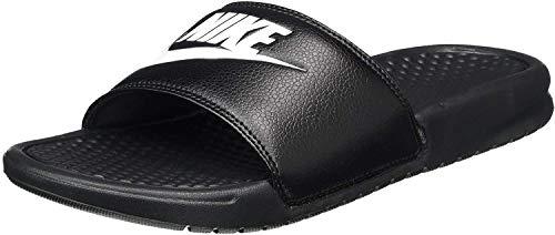 Nike Benassi JDI, (negro, blanco (Core Black/White/Black)), 38.5 EU