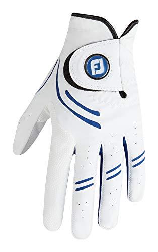 Footjoy GTXtreme Handschuh Herren Weiss/blau Linke Hand/L