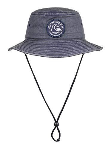 Quiksilver Jungen Hat Slicin Dicin - Anglerhut für Jungen 8-16, Majolica Blue, 1SZ, AQBHA03407