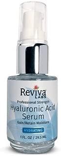 Reviva Labs Hyaluronic Acid Serum, 1 Fluid Ounce