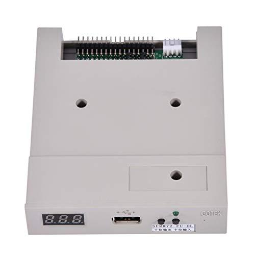 Emulador de Unidad de Disquete USB SFR1M44-FU-DL para emuladores de Unidad de disquetes de órgano eléctrico Korg Roland 720KB de Yamaha - Negro