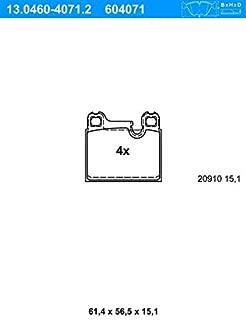 ATE 13.0460-4071.2 Plaquettes de frein