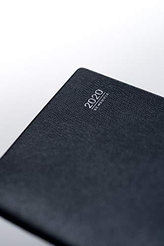 高橋手帳2020年4月始まりA5ウィークリーデスクダイアリー黒No.914