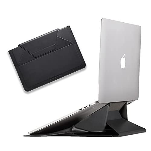【正規代理店】MOFT ノートパソコンスタンド PCスタンド 二段階調整可能 超軽量 超極薄 Macbook Pro/Air/タ...