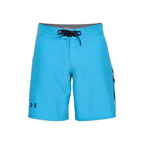 Under Armour Bermuda UA Shore Break Costume a Pantaloncino, Blue, 32 Uomo