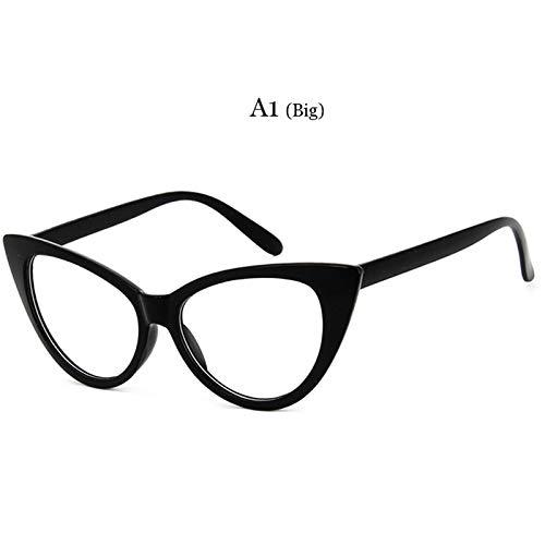 2019 Transparant Zonnebril Vrouwen Luxe Vlinder vorm Lens Lady Zonnebril Outdoor Shopping Bril Unisex zwart