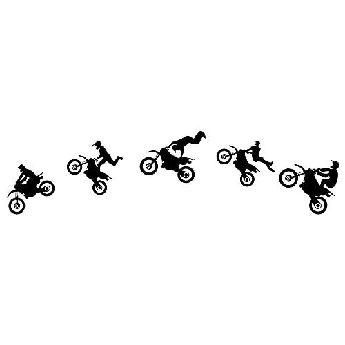 LZYMSZ Calcomanía de Pared para Bicicleta, 62.9*15.7