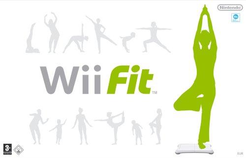 Nintendo Wii Fit (inkl. Wii Balance Board)