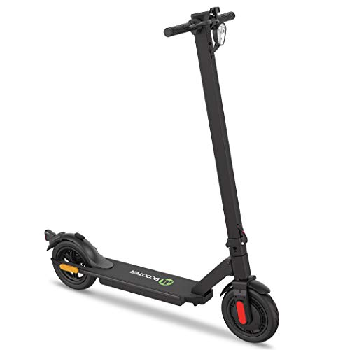 """MEGAWHEELS S5 Electric Scooter, 13 Miles Long Range Battery, Up to 15.5 MPH, 8.5"""" Pneumatic Tires, Portable and Folding Commuter Electric Scooter for Adults"""