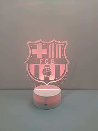 Lampara FC Barcelona 3D