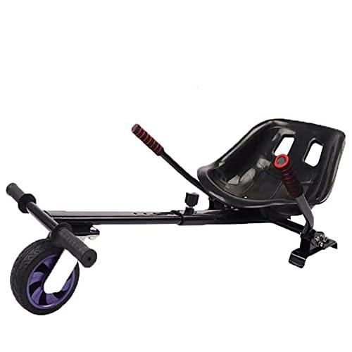 Go Kart Asiento Ajustable Silla Self Balancing para Derrapar Y Hacer Trucos...