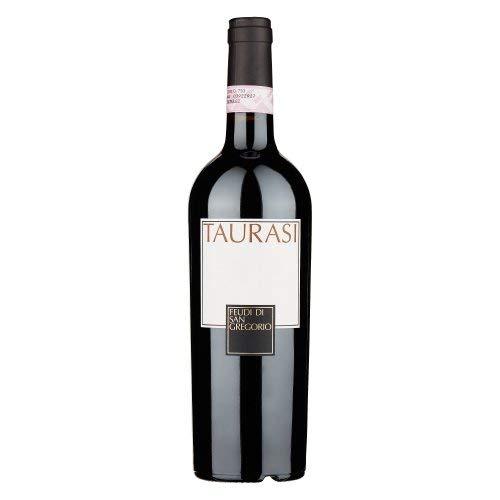 Taurasi Docg | Feudi di San Gregorio | 1 Bottiglia da 75 Cl | Vino Rosso | Campania | Idea Regalo