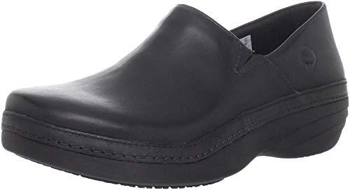 Timberland PRO Women's Renova Slip-On,Black,9.5 W US