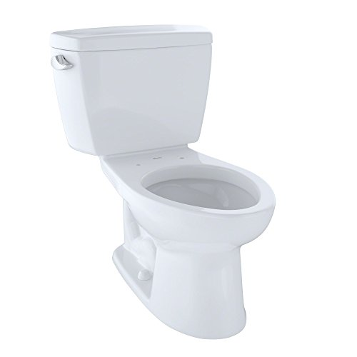 TOTO GMAX CST744SL Drake 2-Piece Comfort Height Toilet