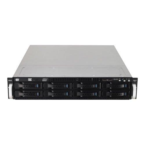 ASUS RS520-E6/RS8 - Servidor montado en Rack 2U (2 vías, RAM 0 MB SATA Hot-Swap 3,5', sin Disco Duro ASPEED AST2050 Gigabit Ethernet Monitor: Ninguno