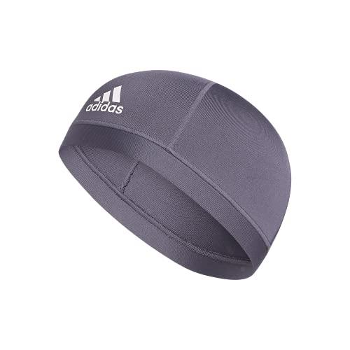 adidas Unisex Football Skull Cap, Pure Steel, ONE SIZE