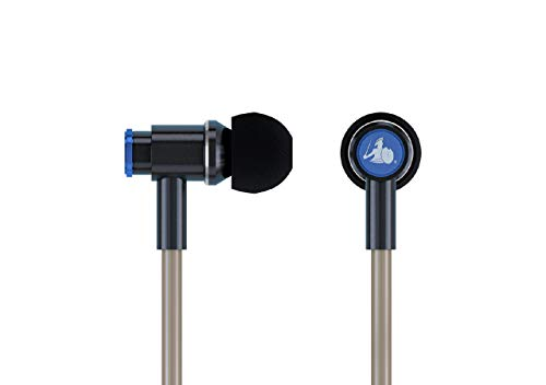DefenderShield EMF-Free Earbud Headphones - Universal Air Tube Wired Crystal Clear Stereo Headset with Microphone & Volume Control - Compatible with iPhone, Galaxy, iPad & Other Audio Devices